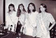 Miss Chile 88 (Revista Paula)