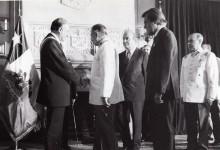 Aylwin y Pinochet