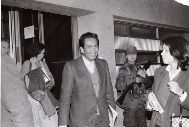 Sacerdote Eugenio Pizarro