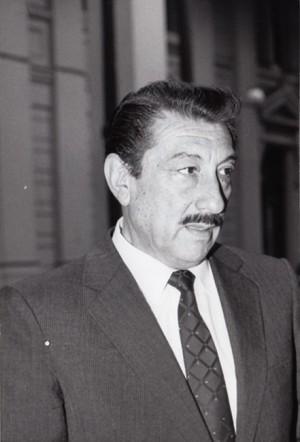 Osvaldo Faundez - Ministro Corte de Apelaciones