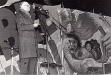 Acto Aniversario Nacionalización del cobre