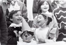 Día del niño  teleférico/funicular