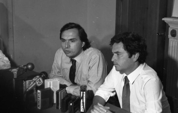 Unión Demócrata Independiente - Archivo Fortín Mapocho