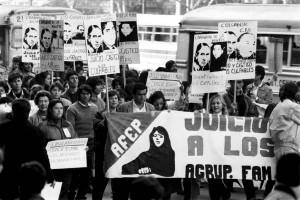 Marcha Derechos Humanos