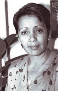 María Rozas columnista del Fortín.